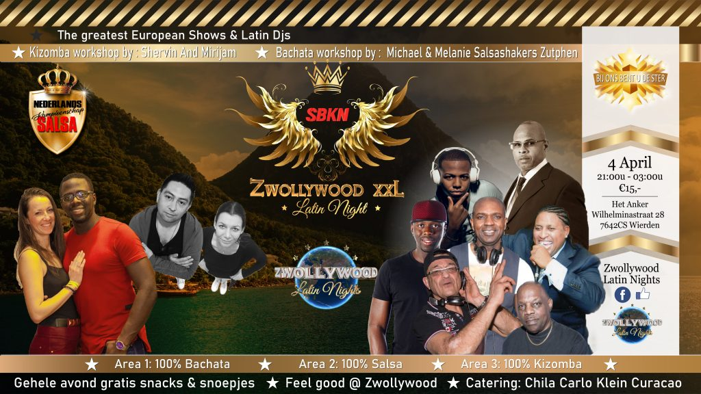 Sbk online marketing flyers Zwollywood