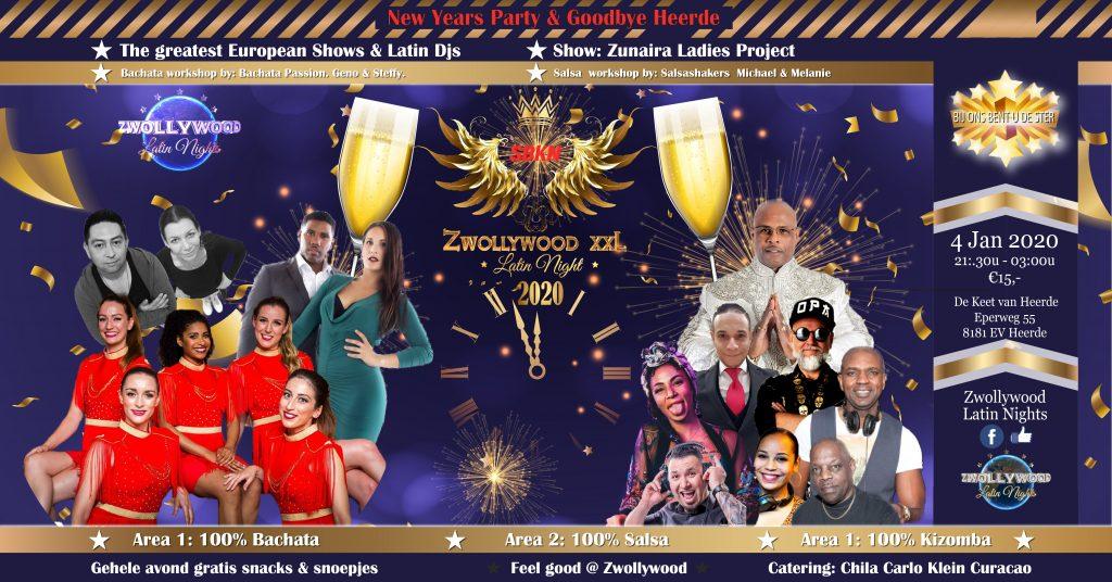 Sbk online marketing flyers Zwollywood 2020