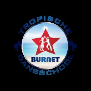 Burnet logo gemaakt door sbkomarketing